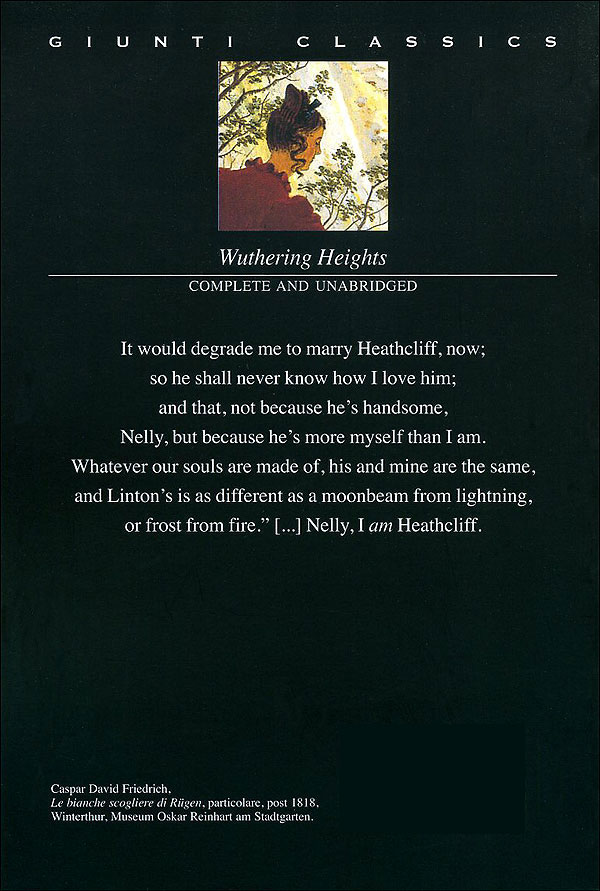 Wuthering Heights (Giunti classics)